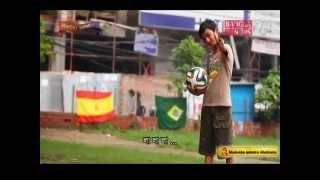 La la la ( Shakira fifa world cup 2014 theme song ) { Bangla version !!! }