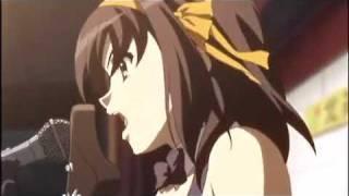 God knows... ''The Melancholy of Haruhi Suzumiya'' 【涼宮ハルヒの憂鬱】 【Kadokawa公認MAD】