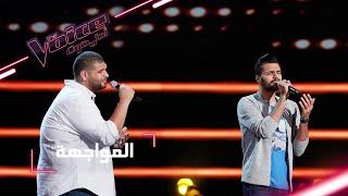 #MBCTheVoice - مرحلة المواجهة -  خالد حلمي ومروان فقي يقدمان أغنية 'ما اروعك'