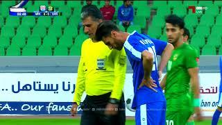 مباراة: الميناء 0 - 0 الشرطة الدوري العراقي