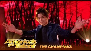 Shin Lim: Card Magic AGT Winner Is BACK To Defend His Title!   AGT Champions