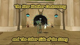 The New Heather the Wizard Controversy - The Other Side  of the Story
