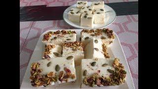 ബദാം പുഡിംഗ് / Almond Pudding / easy Badam pudding recipe in malayalam