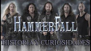 HammerFall - Los Templarios Del Metal