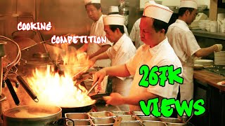 Must Watch - Cooking Competition in b/w two best Chef - Movie Scene