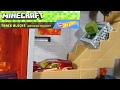 Download Video Download Hot Wheels Minecraft Track Blocks Abandoned Mineshaft and Nether Fortress 3GP MP4 FLV