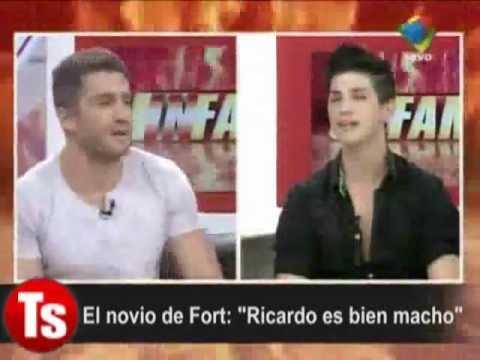 Xxx Mp4 El Novio De Ricardo Fort No Es Gay 3gp Sex