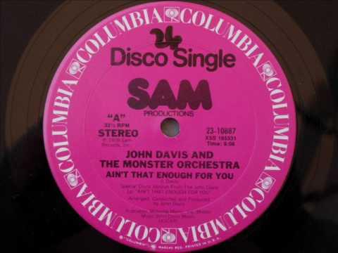 Xxx Mp4 John Davis And The Monster Ochestra Band Ain 39 T That Enough 3gp Sex