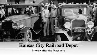 Kansas City Massacre from True Stories from the Files of the FBI
