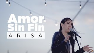 Arisa - Amor Sin Fin (En Vivo)