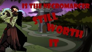 AQW - Is the Necromancer class still worth getting !!
