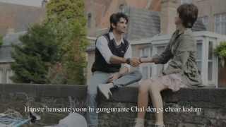 'Chaar Kadam' FULL  Song Lyrics | PK Movie | Shaan, Shreya Ghoshal