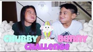 CHUBBY BUNNY CHALLENGE W/ LYCA GAIRANOD!!!