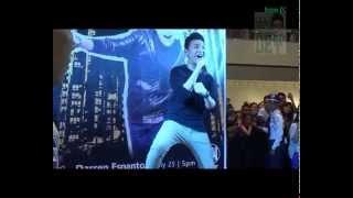 Darren Espanto Makin Moves at SM City BF Parañaque