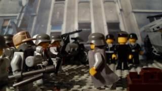 WW2 Lego Battle of Budapest 1944