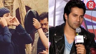 Salman–Katrina's Photo From 'Tiger Zinda Hai' Sets Leaked | Varun Has Nothing To Add On Nepotism