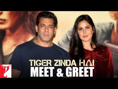Xxx Mp4 Meet Greet With Salman Khan And Katrina Kaif Tiger Zinda Hai In Cinemas Now 3gp Sex