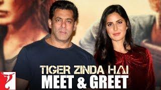 Meet & Greet with Salman Khan and Katrina Kaif | Tiger Zinda Hai | In Cinemas Now
