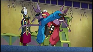 Dragonball Super Episode 28 - Lord Beerus vs Champa [HD]