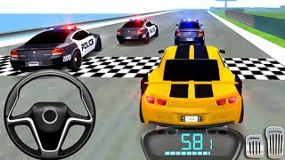 Drive For Speed: Simulator 2018 Car Driving | Unlocked: Red Sport Car - Android GamePlay