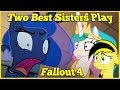 Download Video Download Reacting is Magic: Two Best Sisters Play-Fallout 4 Blind Reaction 3GP MP4 FLV
