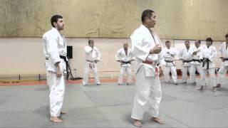Katanishi O Uchi Gari et balayages