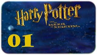 HARRY POTTER UND DIE KAMMER DES SCHRECKENS - Absturz #01 [PC][Let's Play Gameplay][Deutsch/German]