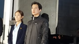South Korean president's 'Hot Bodyguard' face of new government's 'Handsome Brigade'