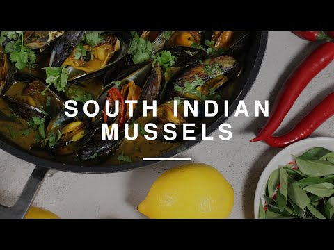South Indian Mussels w Ravinder Bhogal | Gizzi Erskine | Wild Dish