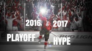 2016-17 NHL Playoff Hype