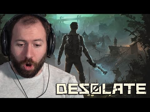 Download A NEW SURVIVAL HORROR GAME? | Desolate Part 1 free