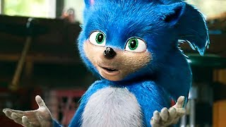 SONIC THE MOVIE Trailer (2019)