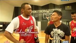 Wish Ko Lang: An aspiring athlete meets Jeron Teng, Jeric Teng and the Alaska Aces
