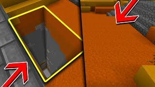 INSANE HCF SAND TRAP! - LIVING WITH A QUICKDROPPER (3) | Minecraft HCF