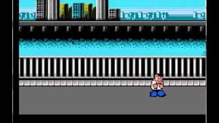 Lesbian Plays: Pussy City Pimps (River City Ransom NES Hack)