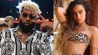 Odell Beckham Jr Being SUED Over Flirting With IG Baddie Sommer Ray!