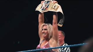 Relive Charlotte & Ric Flair's emotional celebration: Exclusive, Nov. 18, 2017
