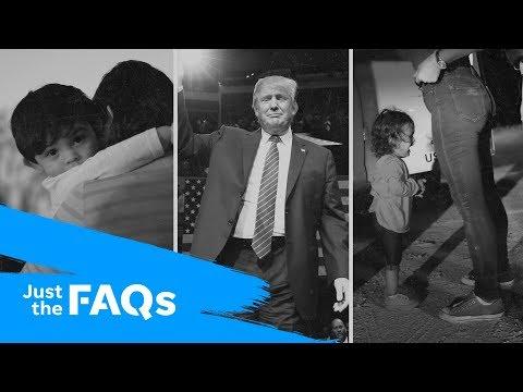 Xxx Mp4 Trump Stops Family Separation But Continues 'zero Tolerance' 3gp Sex