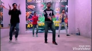 3 PEG | sharry mann | bhangra | by krishna dance academy