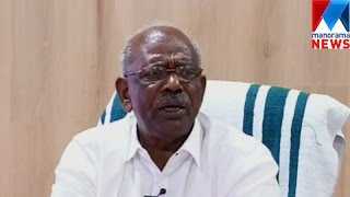 MM Mani  | Manorama News