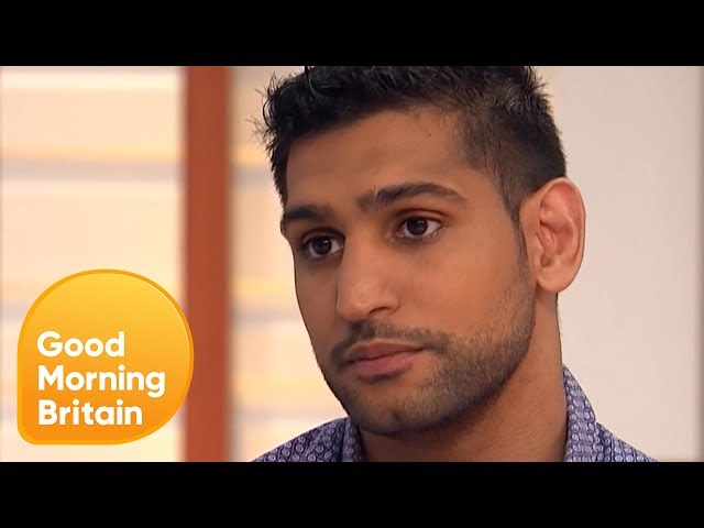 Amir Khan Says Manchester Bombing Terrorists 'Twist Islam' | Good Morning Britain