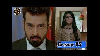 Zakham Episode 05 - 3rd June 2017 - Top Pakistani Dramas