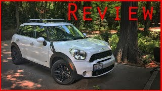 2013 Mini Cooper Countryman S All 4 Review