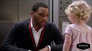 Black-ish - The Best Elevator scene
