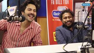 October: The Complete Interview with Varun Dhawan and Shoojit Sircar