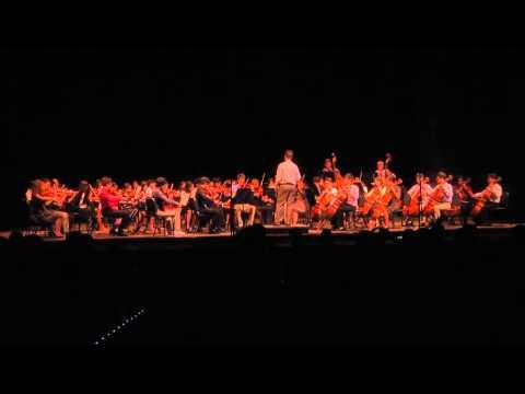 CSHS Orchestra-Eleanor Rigby-Ice Cream Social 2015