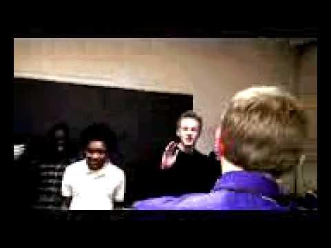 EPIC Rap Battle - School teacher vs Students (MUST SEE)