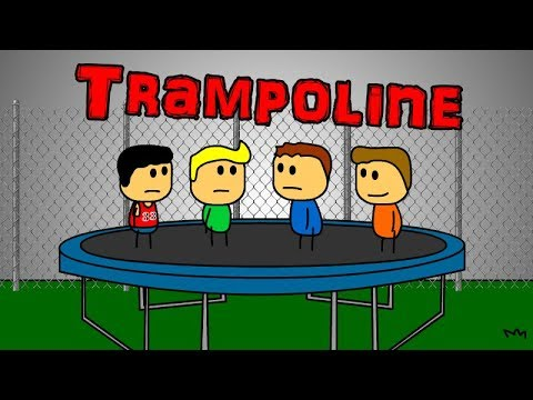 Brewstew Trampoline