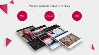 VideoShow--the best All in one video editor app **Promotional Video(version 6.4.0)