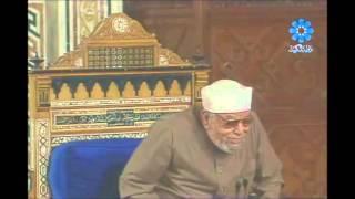 سورة غافر الشيخ الشعراوي الآيات 44 و 45 و 46
